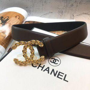 chanel belts size:3x100cm